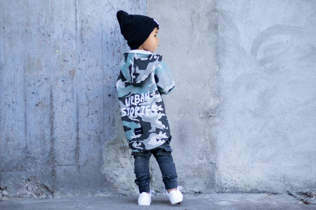 stoere hoodie jongens