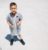 Adam + Yve BLUE DROP CROTCH DENIM SHORTS FOR BOYS   ADAM + YVE