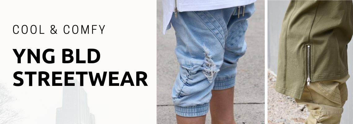 urban streetwear voor jongens kleding