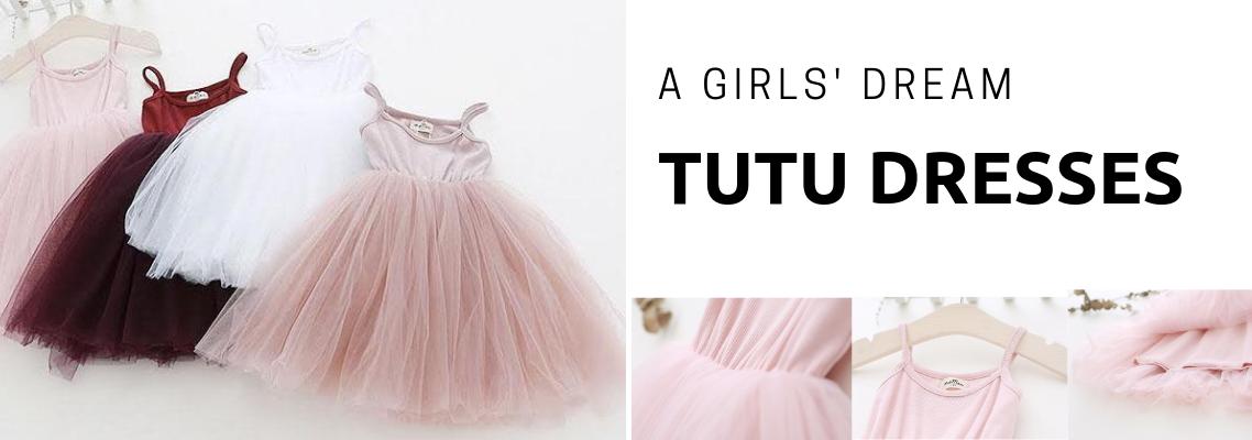 tutu jurkjes voor meisjes van mooie hoge kwaliteit