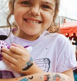 Ducky Street SUPERHEROES TATTOOS | CHILD TATTOO | TEMPORARY TATTOO