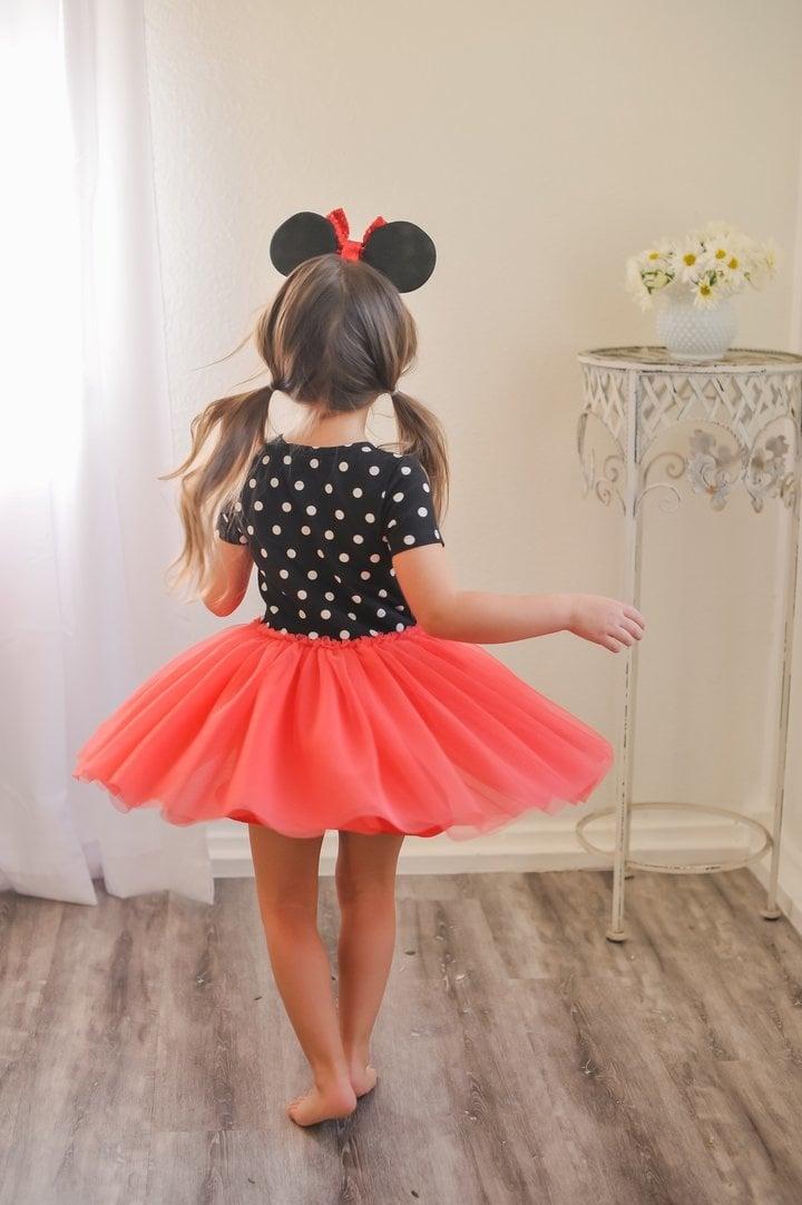 Taylor Joelle TUTU DRESS FOR GIRLS   MINI MOUSE TUTU DRESS   GIRL DRESS