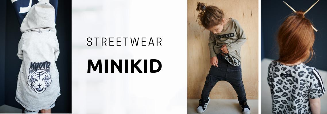 Stoere urban kinderkleding Minikid Online Minis Only