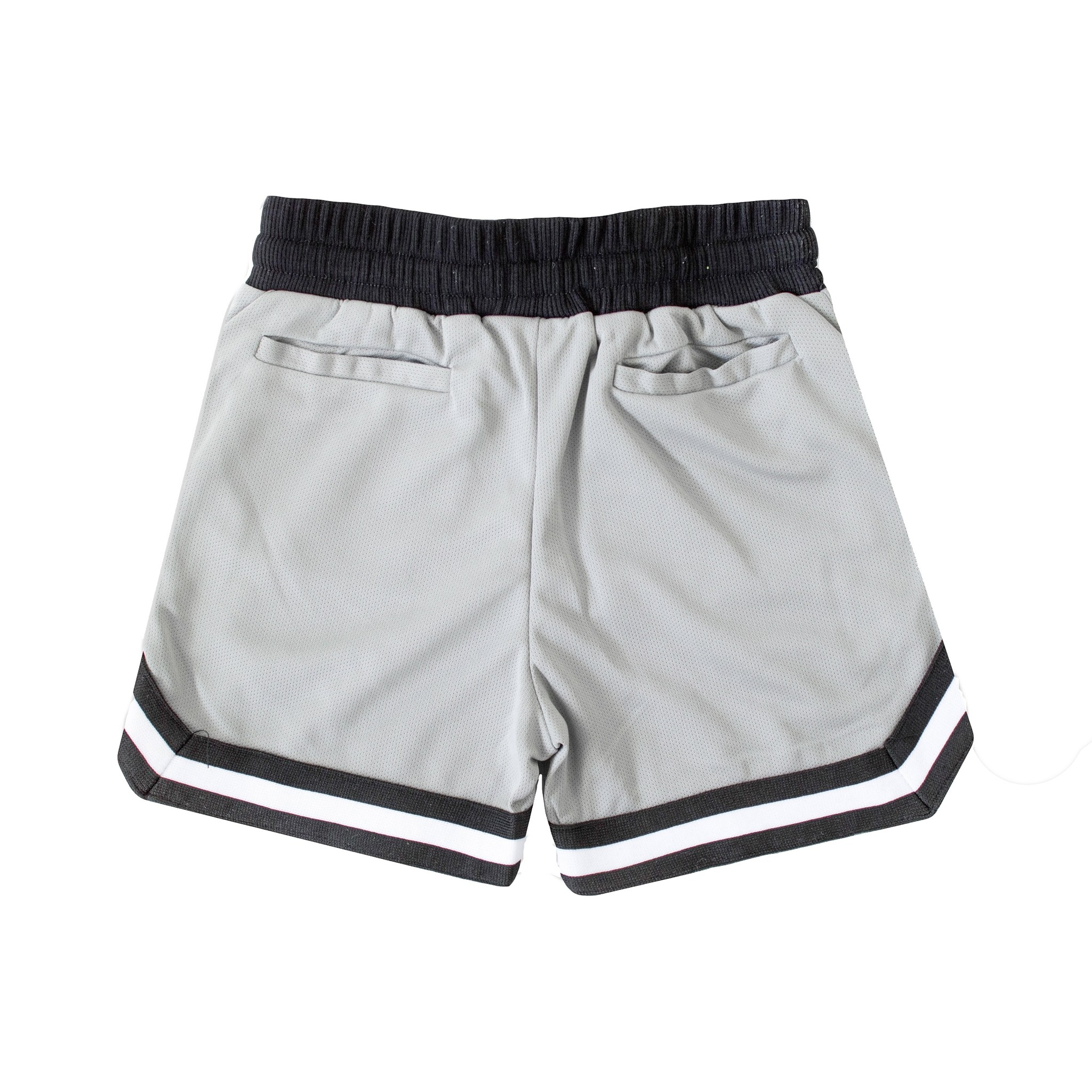 Beaubella Kids GREY BASEBALL SHORTS | GREY COMFORTABLE SHORT PANTS | BEAUBELLAKIDS