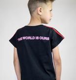 Beaubella Kids BLACK COOL SHIRT| BLACK SHIRT WITH PRINT | BOYS CLOTHING