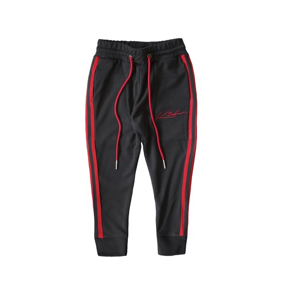 Beaubella Kids ZWARTE TRACK PANTS