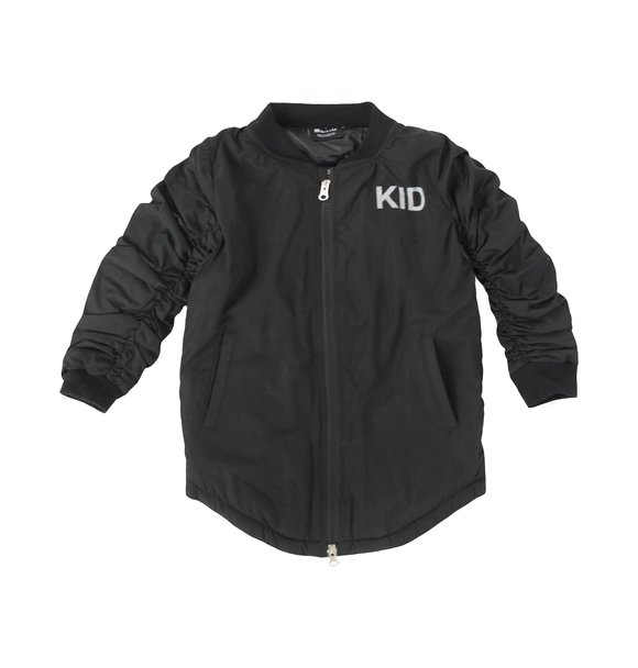 Beaubella Kids CURVED HEM BOMBER