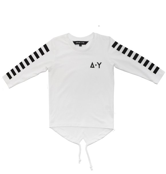 Adam + Yve WHITE LONG SLEEVE