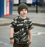 Young Blood Apparel CAMO SHIRT | CAMOUFLAGE T-SHIRT | BOYS CLOTHING | STREETWEAR