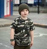 Young Blood Apparel CAMO SHIRT   CAMOUFLAGE TSHIRT   JONGENS KLEDING   STREETWEAR