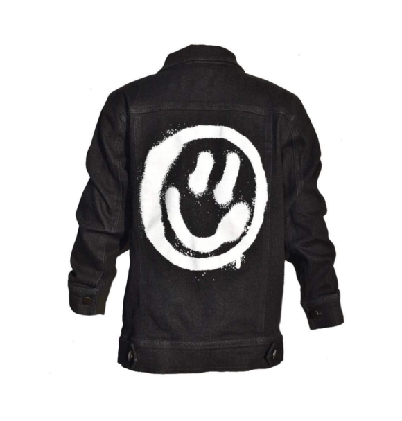 Young Blood Apparel AMUSED DENIM JACKET