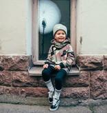 Kiddow BLACK LEGGING FOR KIDS | ADJUSTABLE LEGGING | KIDDOW