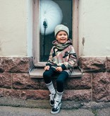 Kiddow ZWARTE LEGGING | VERSTELBARE LEGGING | KIDDOW