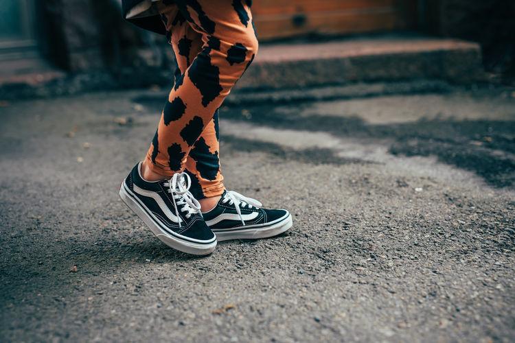 Kiddow LEOPARD LEGGING | ADJUSTABLE LEGGING WITH LEOPARD PRINT | KIDSWEAR