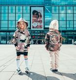 Kiddow WIND JACKET IN CAMOUFLAGE PRINT | COOL WIND JACKET FOR CHILDREN | STREETWEAR