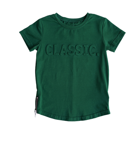 Fred and Brooks GREEN SHIRT CLASSIC