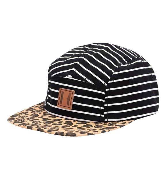 Beau Hudson pre-order STRIPES ON LEOPARD CAP
