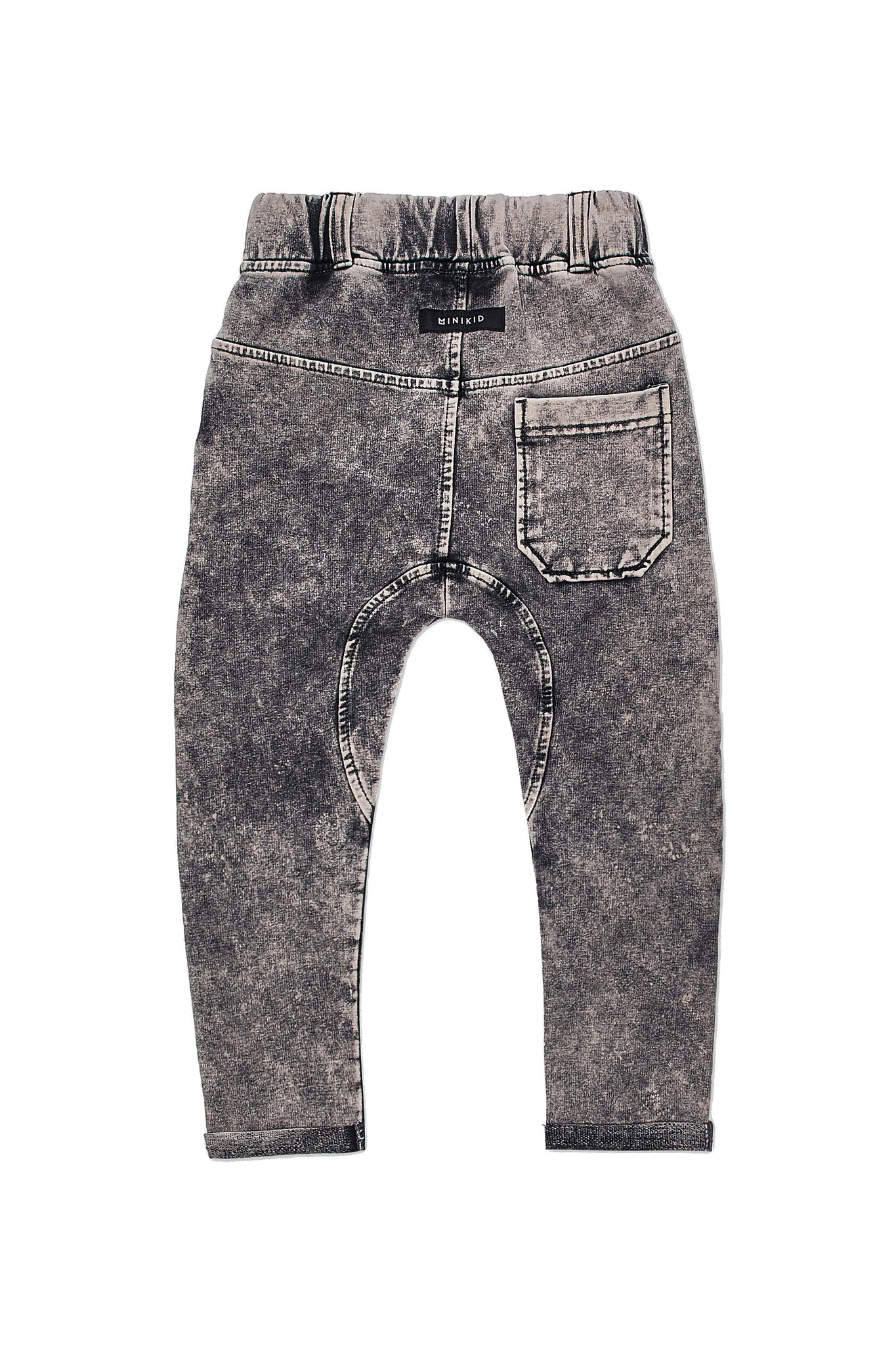 Minikid GREY JEANS | COOL JOGGER WITH WASHING | CHILDREN'S CLOTHING ONLINE