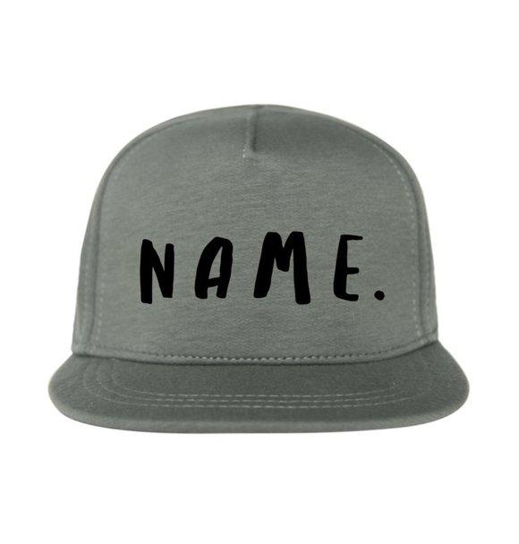VanPauline CAP HANDWRITTEN + NAAM