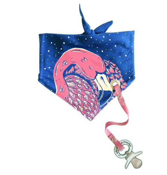 Electrik Kidz SLAB BANDANA FLAMINGO