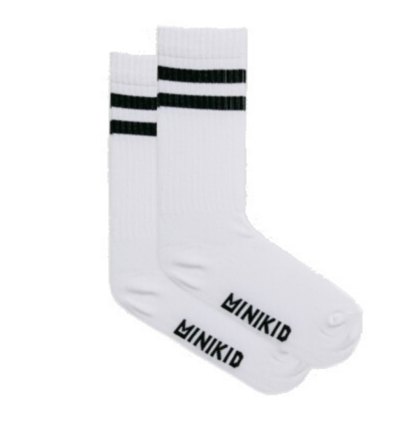 Minikid WHITE SOCKS