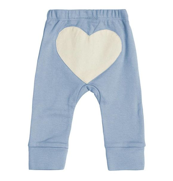 Sapling BLUE HEART PANTS