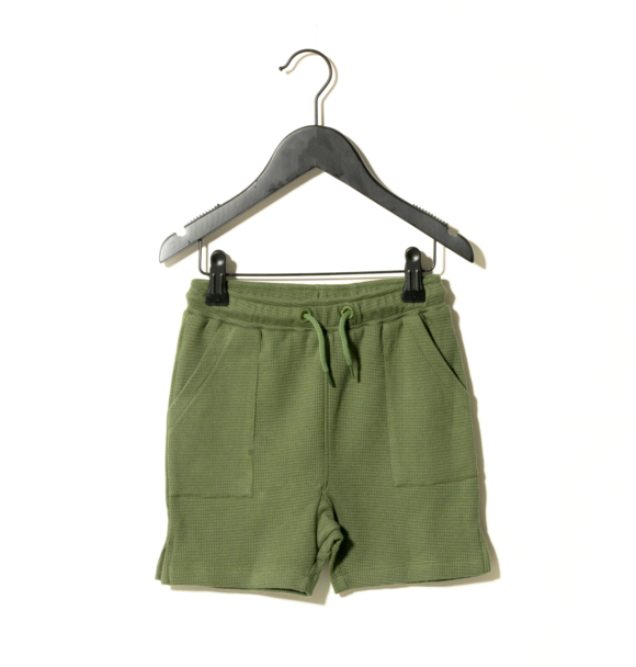 Sometime Soon Official OTTO SHORTS GREEN