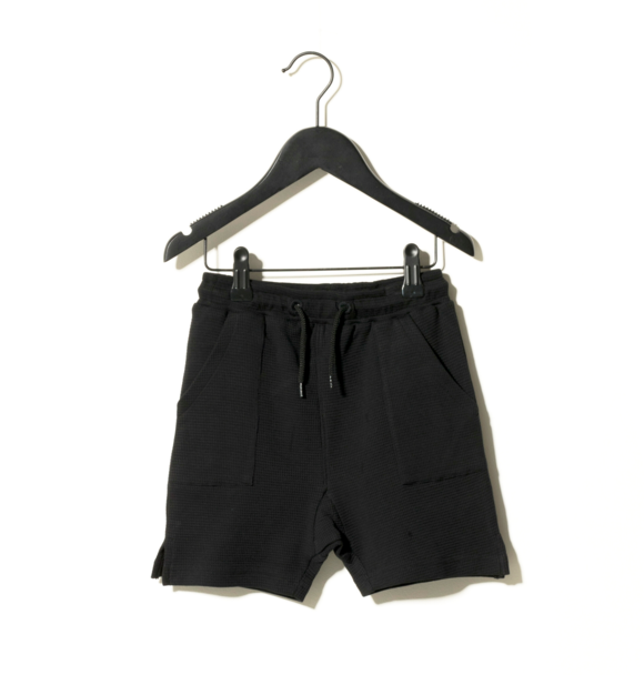 Sometime Soon Official OTTO SHORTS BLACK