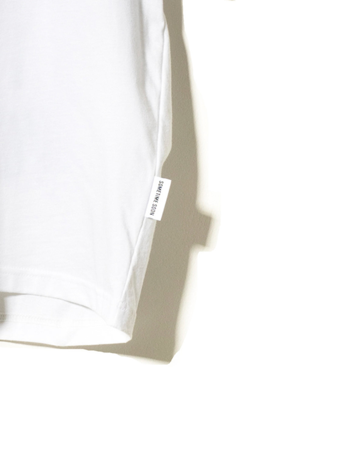 Sometime Soon Official WHITE STATEMENT T-SHIRT| STREETWEAR KIDSWEAR | SOMETIME SOON