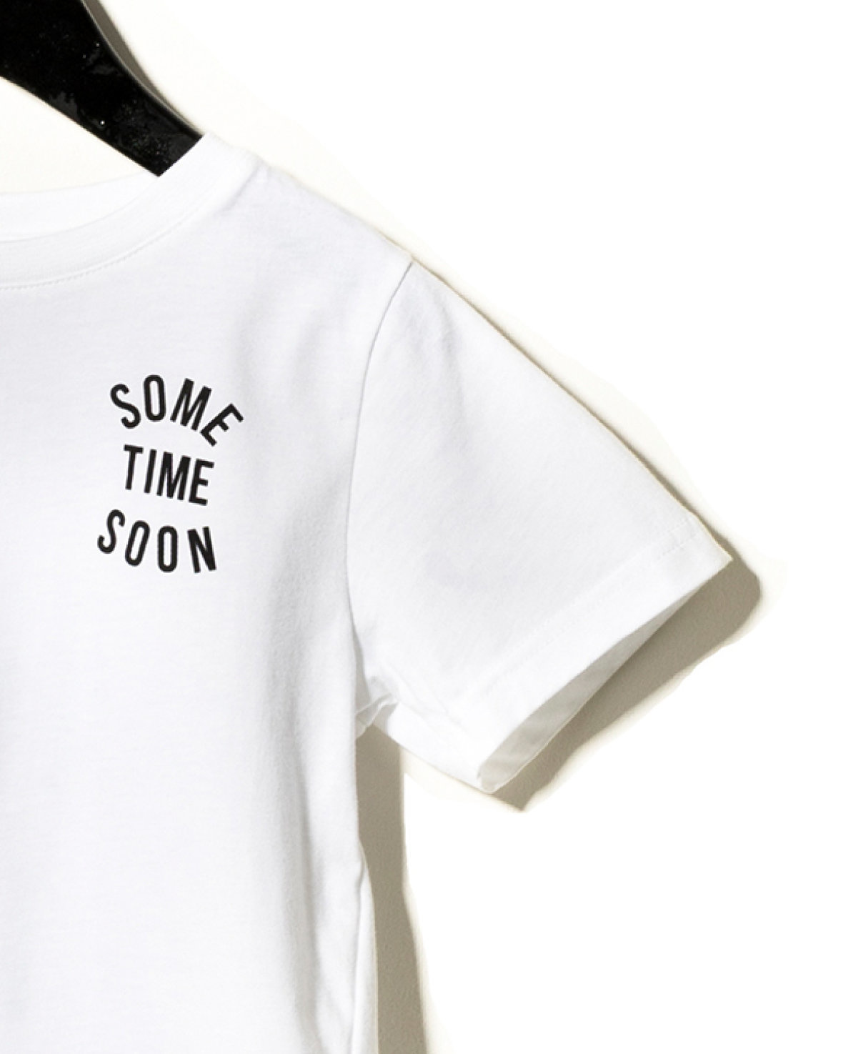 Sometime Soon Official WIT STATEMENT T-SHIRT | STREETWEAR KINDERKLEDING | SOMETIME SOON