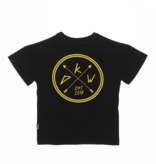 Kiddow OVERSIZED BLACK T-SHIRT | COOL SHIRT FOR CHILDREN | CHILDREN'S CLOTHING