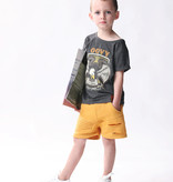Oovy GREY T-SHIRT WITH COOL PRINT | COOL KIDS CLOTHING | OOVY
