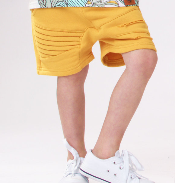 Oovy MOSTERD LUXE SHORTS