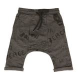Oovy GREY 3/4 SHORTS FOR KIDS | LONG SHORTS | CHILDREN'S CLOTHING