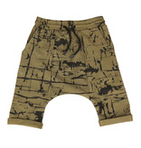 Oovy GREEN 3/4 SHORTS FOR KIDS | LONG SHORTS | CHILDREN'S CLOTHING