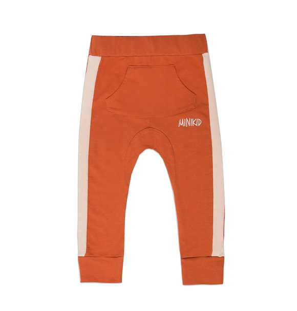 Minikid RELAXED MOROCCAN BRICK JOGGERS