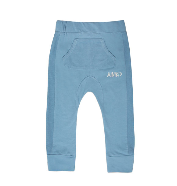 Minikid RELAXED BLUE JOGGERS