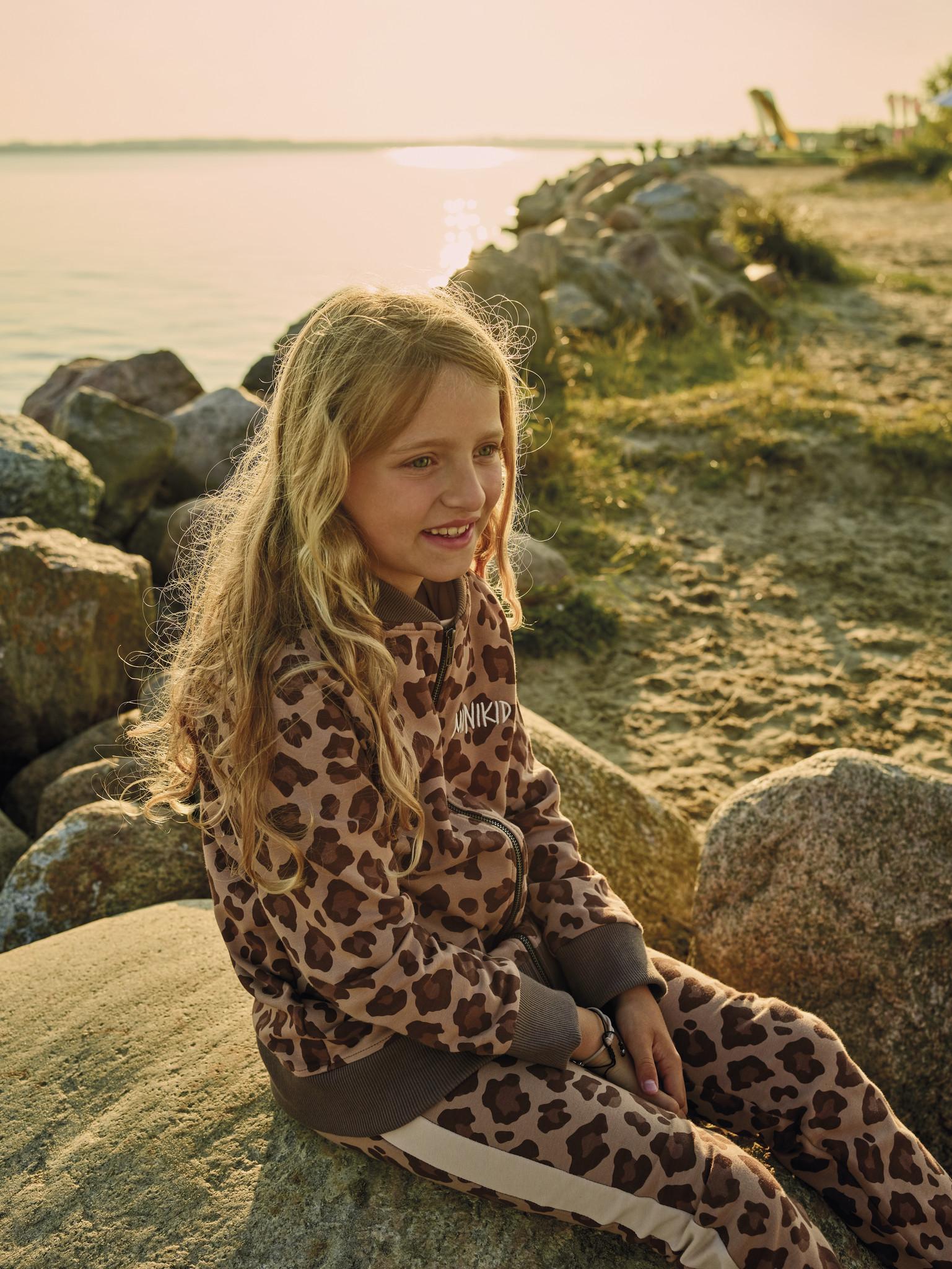 Minikid COOL BOMBER JACKET FOR CHILDREN | LONG BOMBER OF SOFT DENIM | MINIKID - Copy