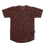 VanPauline RED T-SHIRT FOR BABIES | RED TEE WITH SPOTS | BABY CLOTHING
