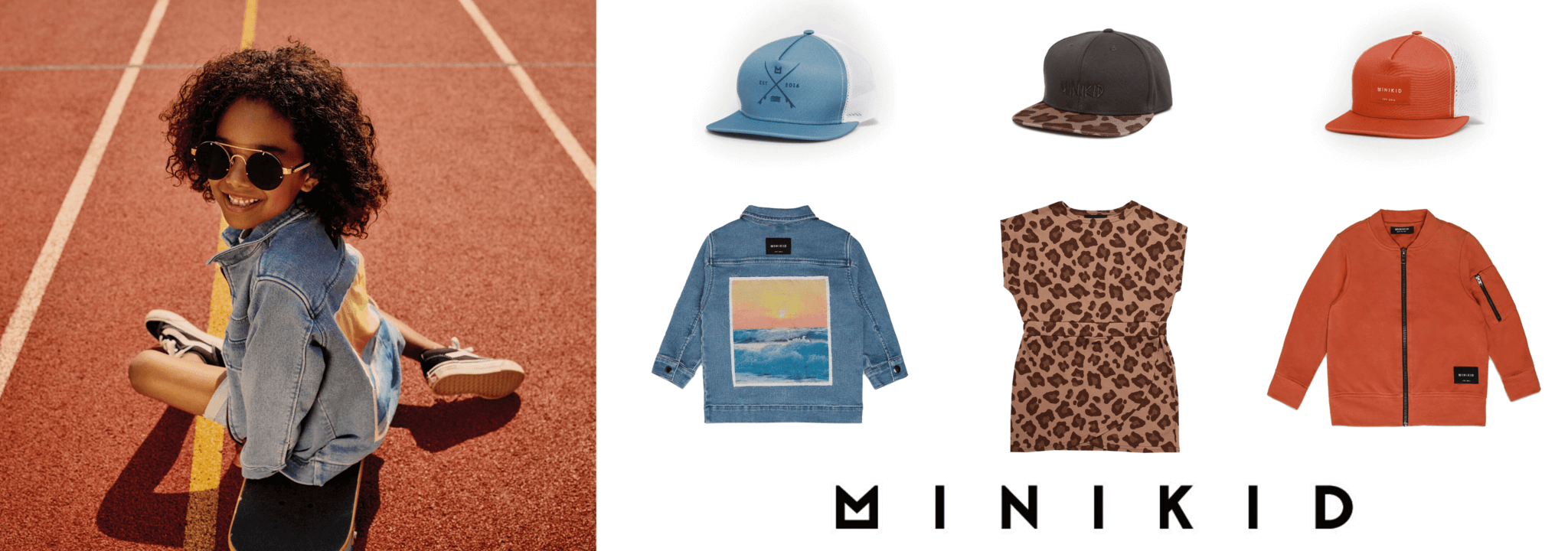 new collection minikid kids clothing ss20