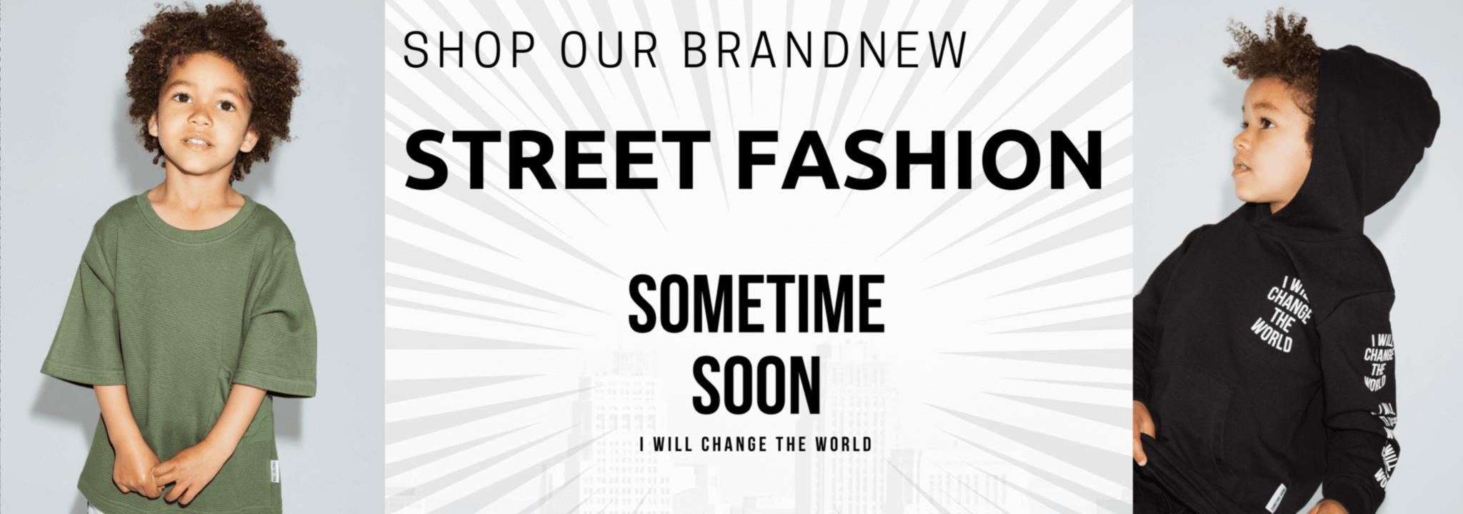 streetwear sometime soon zomercollectie voor kinderen