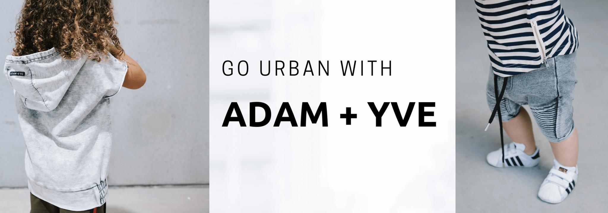adam + yve nieuwe collectie stoere kinderkleding