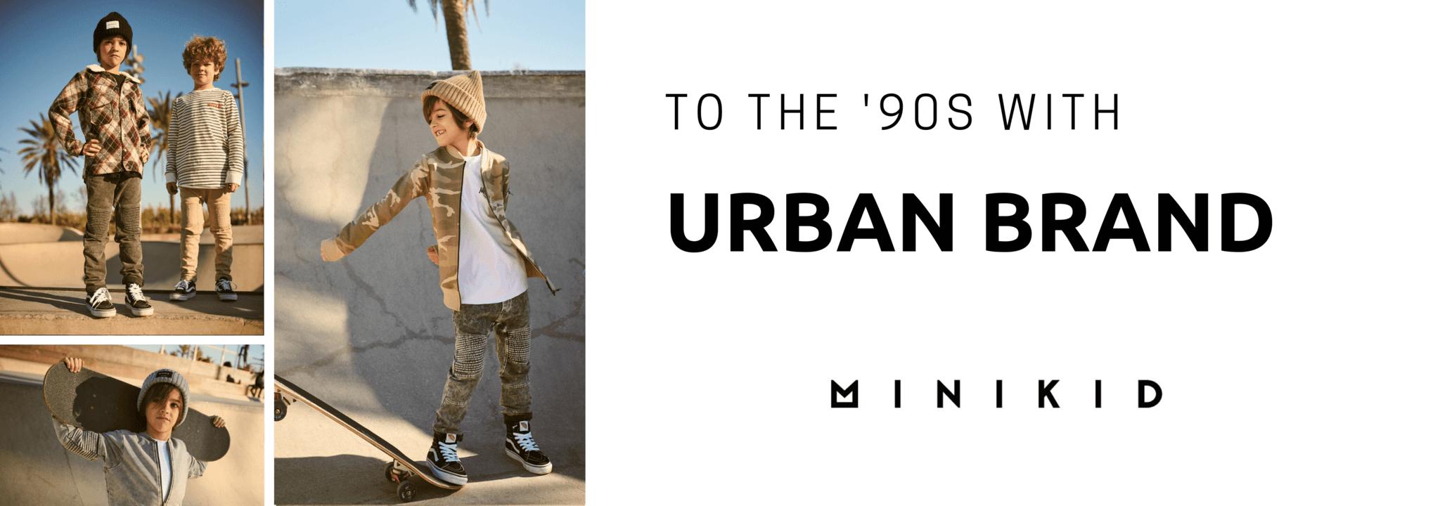 Minikid nieuwe urban kinderkleding collectie online