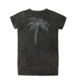 Minikid EXTRA LONG T-SHIRT | GRAY BOLD SHIRT | CHILDREN'S CLOTHING