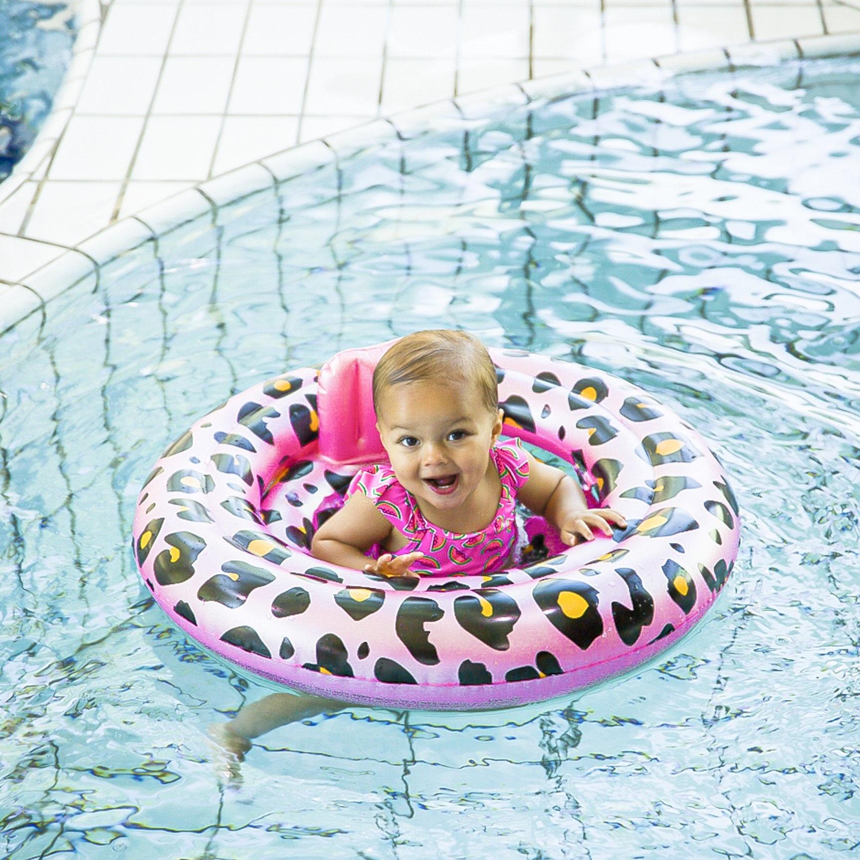 Swim Essentials ZWEMBANDJE VOOR BABY'S   BABY ZWEMRING   BABY ZWEMZITJE