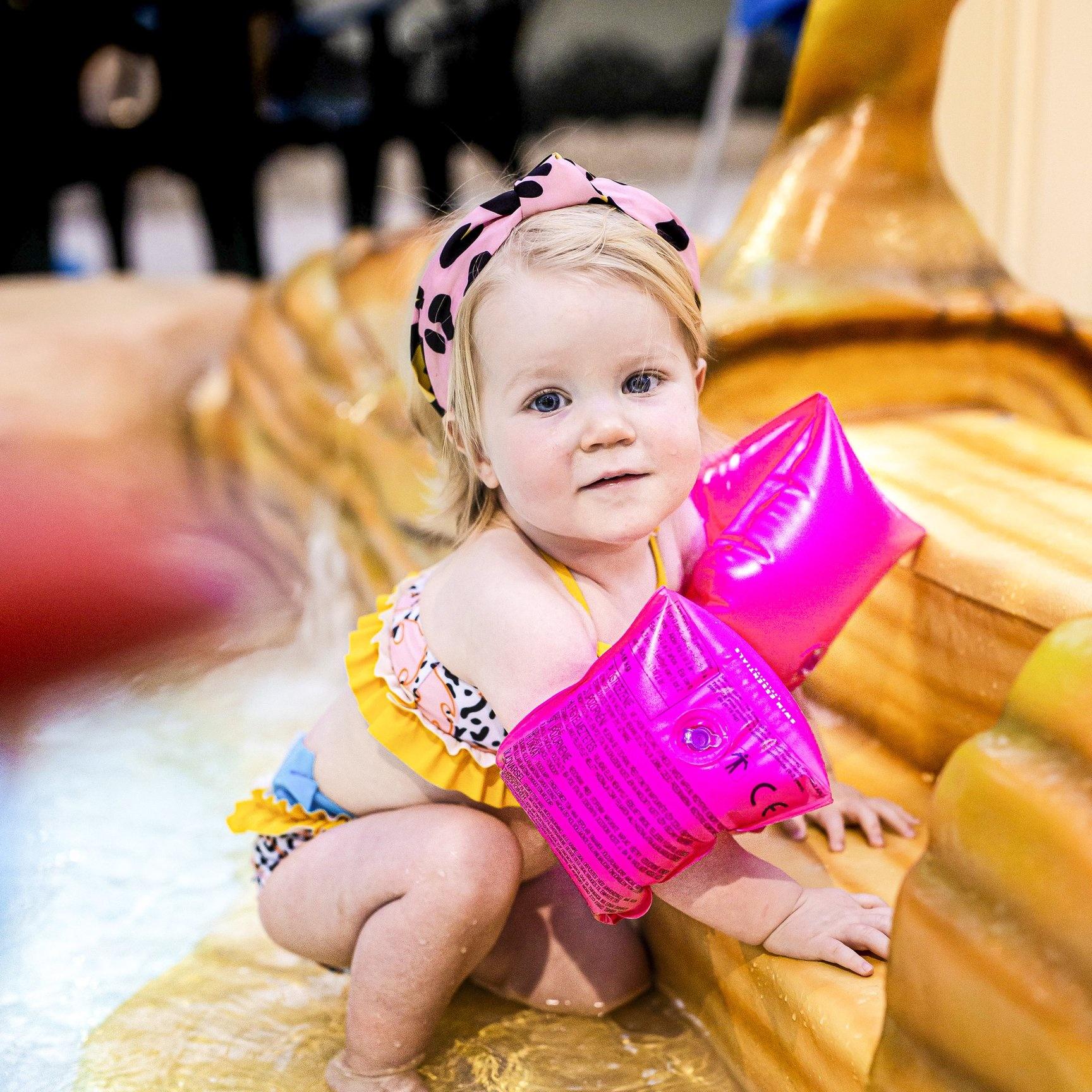 Swim Essentials ZWEMBANDJES VOOR BABY'S | VEILIGE ZWEMBANDJES | MINISONLY.NL