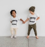 Adam + Yve WHITE T-SHIRT FOR BOYS | COOL SHIRT | BOY CLOTHING