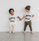 Adam + Yve WIT T-SHIRT VOOR JONGENS   STOER SHIRT   JONGENSKLEDING