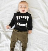 Adam + Yve BLACK SWEATER FOR BOYS | COOL LONGER SWEATER | BOLD BOY CLOTHING