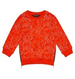 Adam + Yve RED SWEATER FOR KIDS | LONG SWEATER | COOL CHILDREN'S CLOTHING